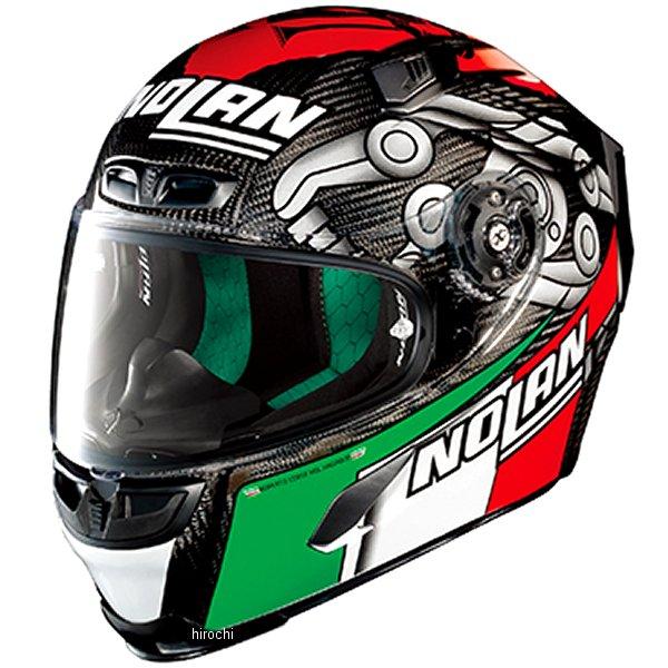 【メーカー在庫あり】 X803UC ノーラン NOLAN フルフェイスヘルメット メランドリ/22 XLサイズ 97632 JP店