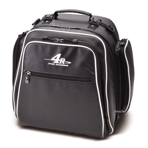 キジマ シートバッグ リージョン 32L PVCレザー ブラック/ホワイト FR-A00019 JP店