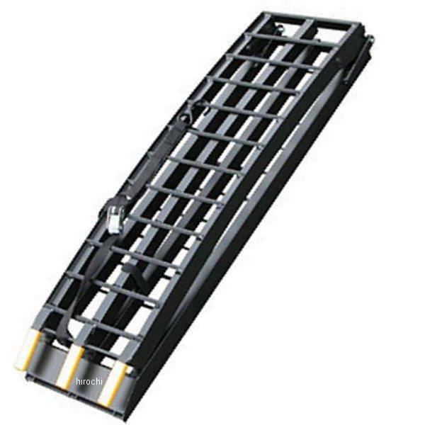 【メーカー在庫あり】 キジマ メタルフィールド ラダーレール 308mmX1140mmX140mm 耐339kg 折りたたみ式 黒 Z9-22-006 JP店