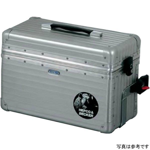 ヘプコアンドベッカー HEPCO&BECKER EXCLUSIV サイドケース 25L シルバー 左 610062 00 00 JP店