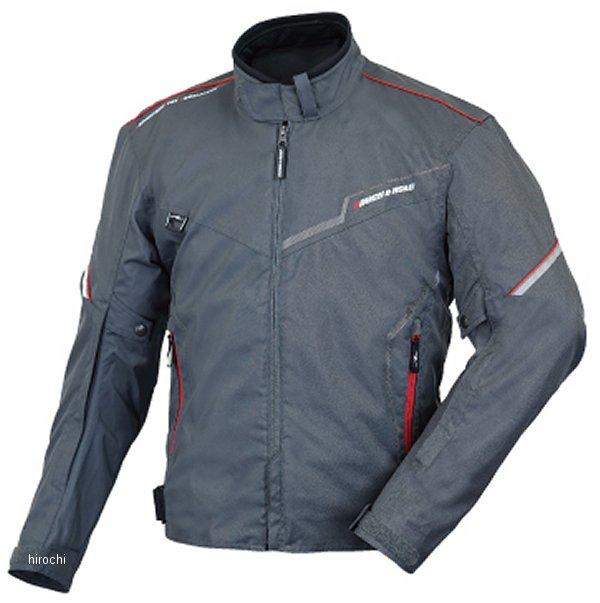 ラフ&ロード 2020年春夏モデル ライディングジャケット ガンメタリック LLサイズ RR7242GM4 JP店