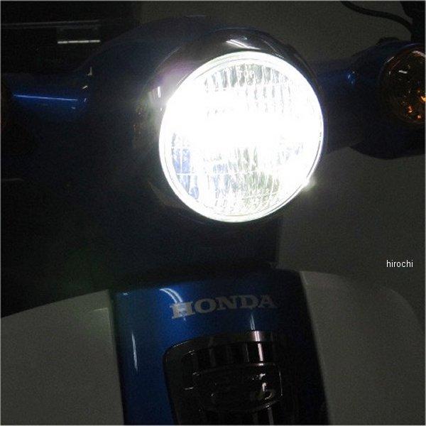 プロテック PROTEC クラシカルヘッドライト LBH-H01 6000K 18年 スーパーカブ 63005-60 JP店