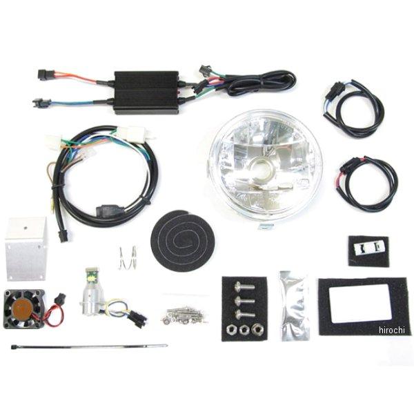 プロテック PROTEC マルチリフレクターヘッドライト LBH-H03 6000K スーパーカブ 64005-60 JP店