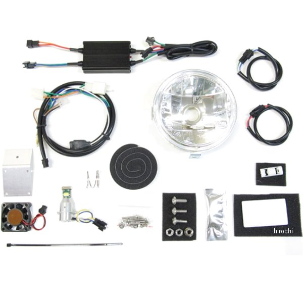 プロテック PROTEC マルチリフレクターヘッドライト LBH-H04 3000K スーパーカブ 64005-30 JP店