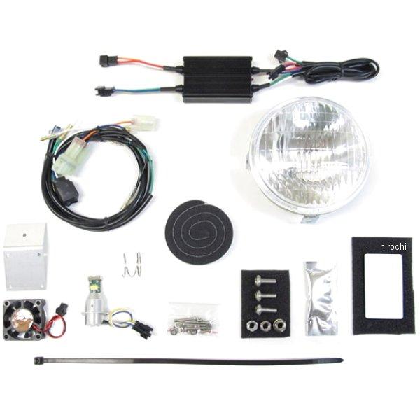 プロテック PROTEC クラシカルヘッドライト LBH-H05 6000K CC110 63006-60 JP店