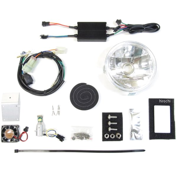 プロテック PROTEC マルチリフレクターヘッドライト LBH-H08 3000K CC110 64006-30 JP店