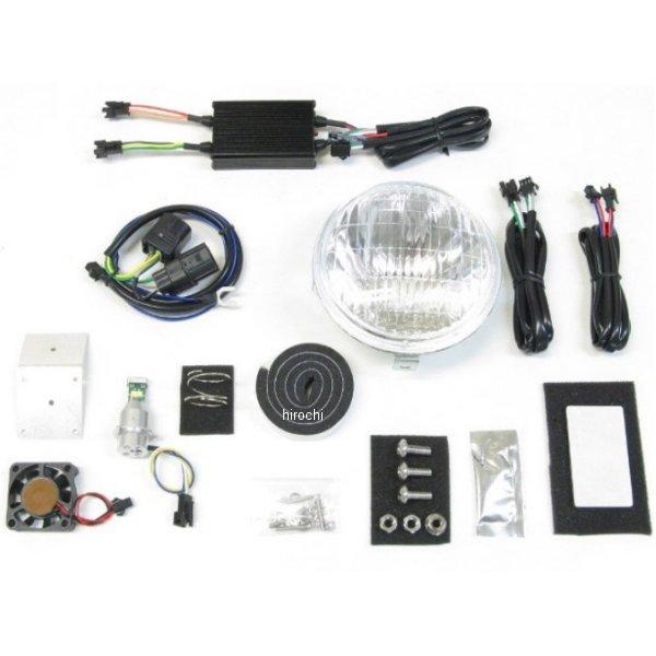 プロテック PROTEC クラシカルヘッドライト LBH-H12 3000K スーパーカブ110プロ 63008-30 JP店