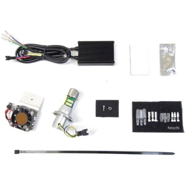 プロテック PROTEC LED バルブ LB4-SR6 H4 6000K SR400 65060-60 JP店