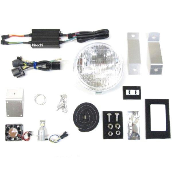 プロテック PROTEC クラシカルヘッドライト LBH-H24 3000K スーパーカブ125 63012-30 JP店