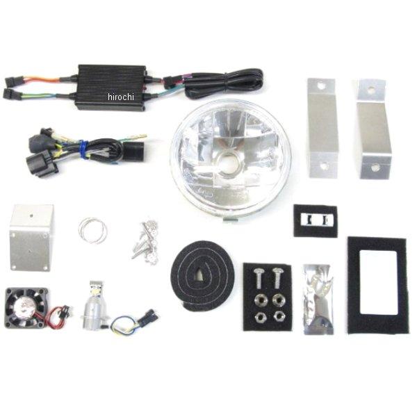 プロテック PROTEC マルチリフレクターヘッドライト LBH-H25 6000K カブ125 64012-60 JP店
