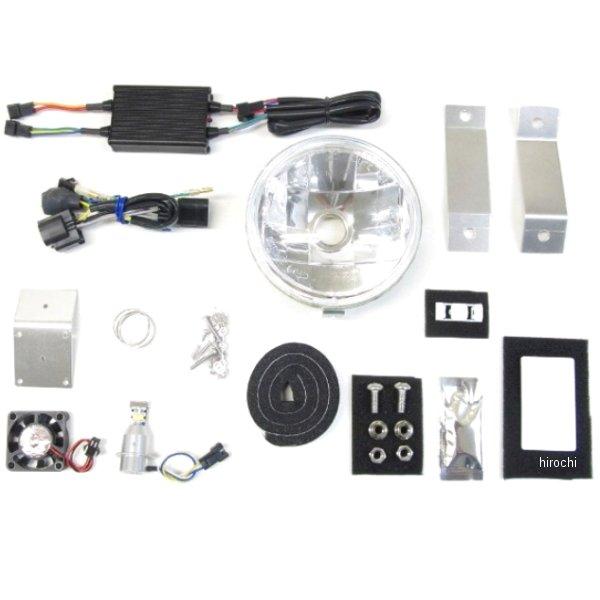 プロテック PROTEC マルチリフレクターヘッドライト LBH-H26 3000K カブ125 64012-30 JP店
