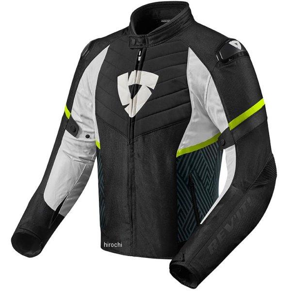 レブイット REVIT ARC H20 ジャケット 黒/ネオンイエロー Lサイズ FJT259-1450-L JP店