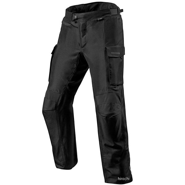 レブイット REVIT オフトラック パンツ 黒 XLサイズ スタンダード FPT095-1011-XL JP店