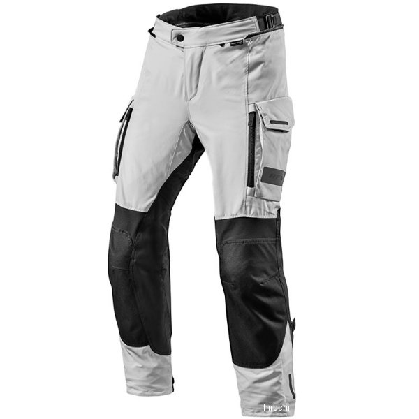 レブイット REVIT オフトラック パンツ 黒/シルバー Sサイズ ショート FPT095-1172-S JP店