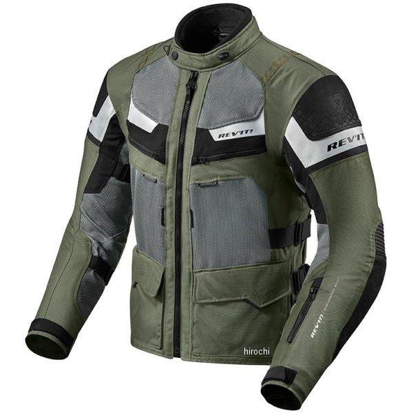 レブイット REVIT カイエンプロ ジャケット 緑/黒 XLサイズ FJT193-8010-XL JP店