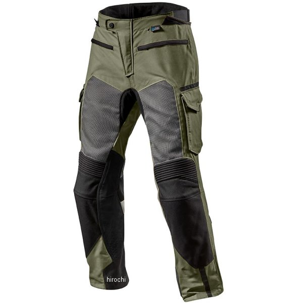 レブイット REVIT カイエンプロ パンツ 緑/黒 Lサイズ スタンダード FPT067-8011-L JP店