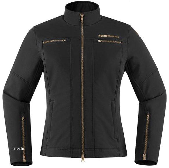 アイコン ICON 2020年春夏モデル ジャケット HELLA2 レディース 黒 2XLサイズ 2822-1269 JP店