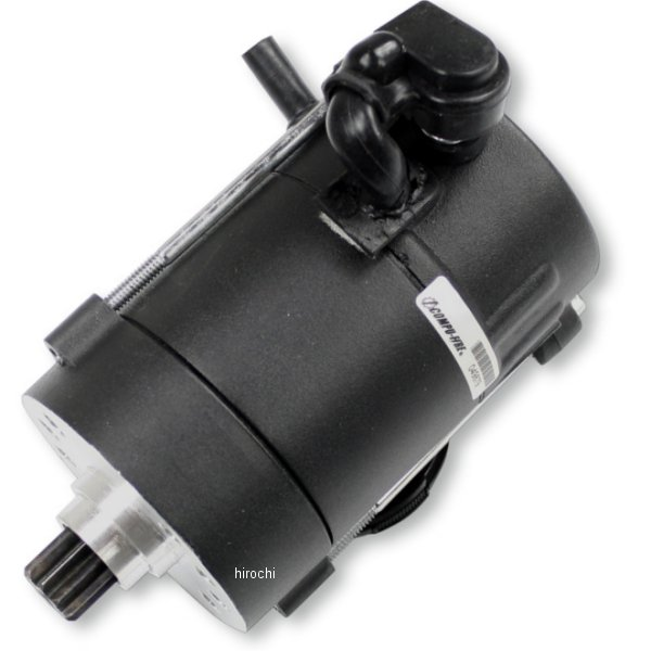 【USA在庫あり】 コンプファイア Compu-Fire スターター 2.0kW 65年-88年 Big Twin 黒 2110-0838 JP店
