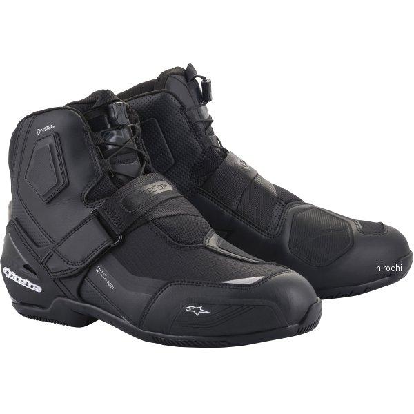 【メーカー在庫あり】 アルパインスターズ Alpinestars 2020年春夏モデル シューズ RAN DRYSTAR SHOES 黒 43サイズ 8059175207280 JP店
