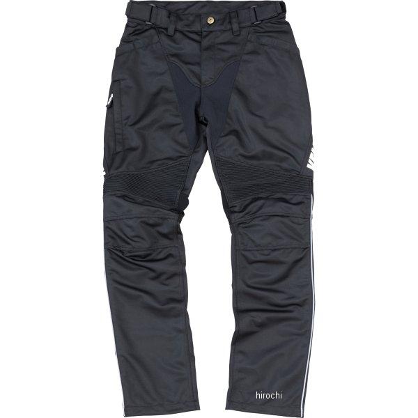 イエローコーン YeLLOW CORN 2020年春夏モデル メッシュパンツ 黒/アイボリー Lサイズ YP-9130 JP店