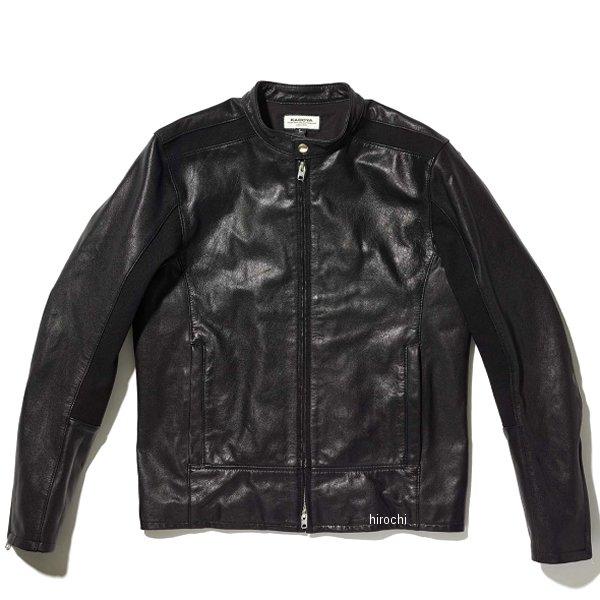 カドヤ KADOYA 2020年春夏モデル レザージャケット SWITCH RIDERS 黒 LLサイズ 1303 JP店