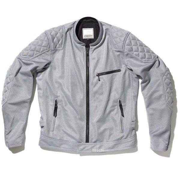カドヤ KADOYA 2020年春夏モデル メッシュジャケット VLM-4 グレー LLサイズ 6257 JP店
