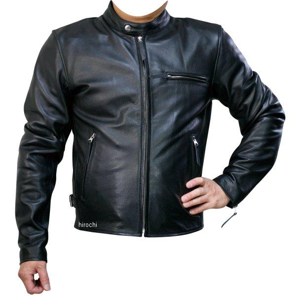 モトフィールド MOTO FIELD 2020年春夏モデル シングルライダースジャケット 黒 5Lサイズ MF-LJ150K JP店