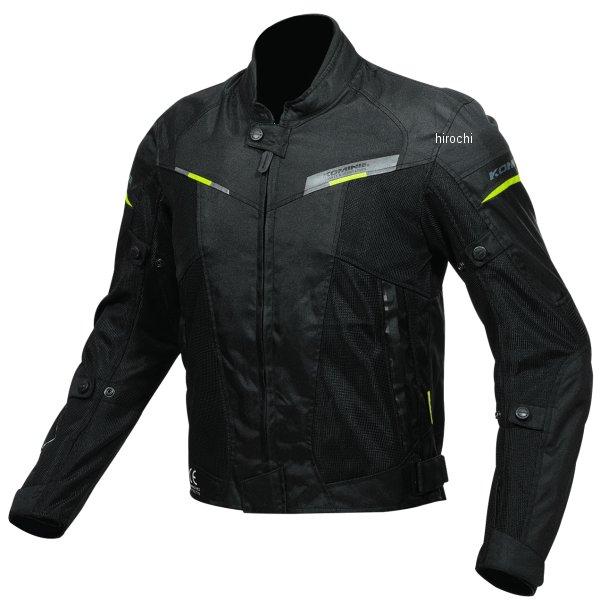 JK-141 コミネ KOMINE 2020年春夏モデル プロテクト ハーフメッシュジャケット 黒 XSサイズ 4573325742024 JP店