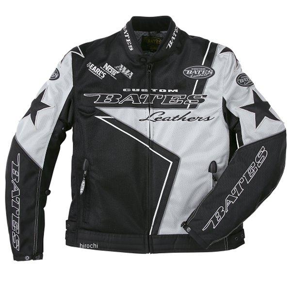 ベイツ BATES 2020年春夏モデル 2Wayメッシュジャケット ライトシルバー Lサイズ BJ-M2012SS JP店