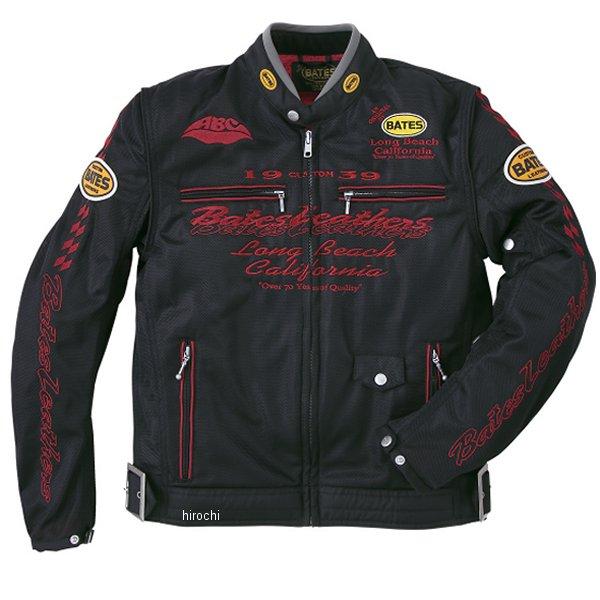 ベイツ BATES 2020年春夏モデル メッシュジャケット 赤 Lサイズ BJ-M2014RS JP店