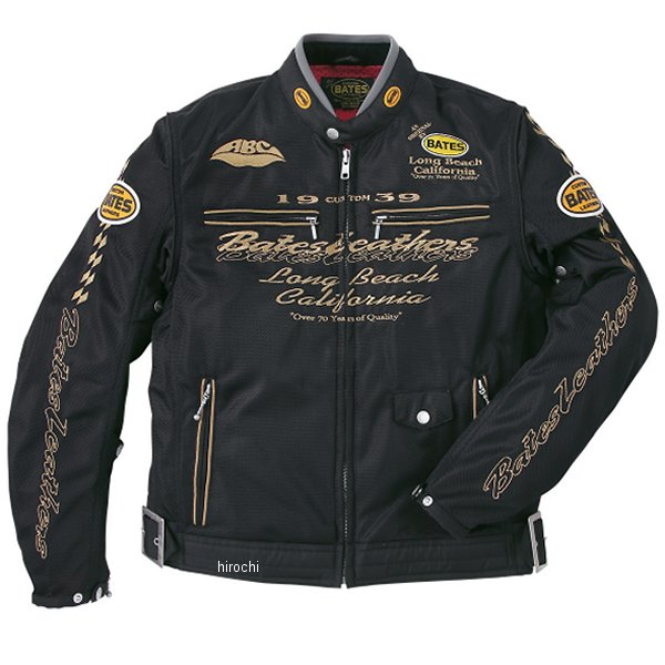 ベイツ BATES 2020年春夏モデル メッシュジャケット サンド Lサイズ BJ-M2014RS JP店