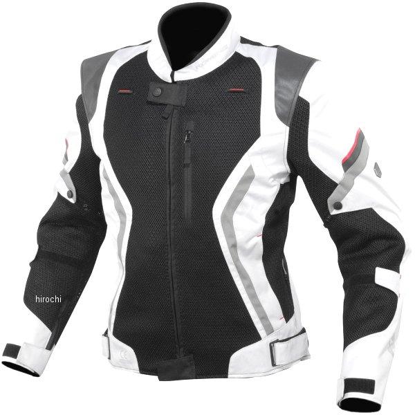 JK-144 コミネ KOMINE 2020年春夏モデル リフレクトメッシュジャケット ライトグレー/黒 Sサイズ 07-144 JP店