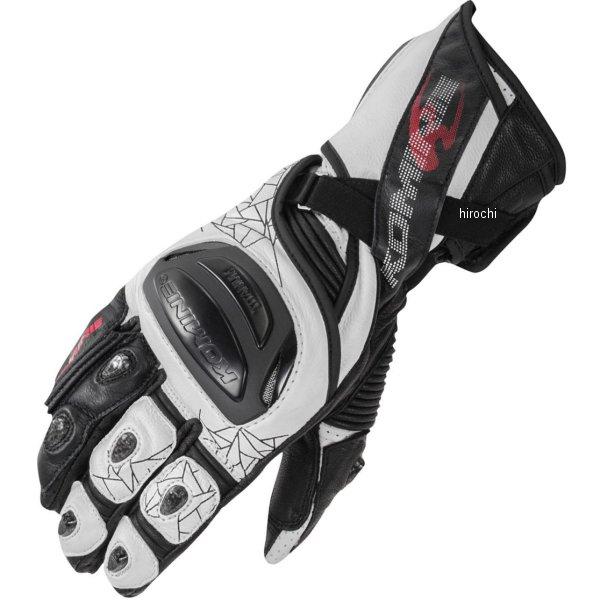 【メーカー在庫あり】 GK-235 コミネ KOMINE 2020年春夏モデル チタニウムレーシンググローブ 白/黒 Mサイズ 06-235 JP店
