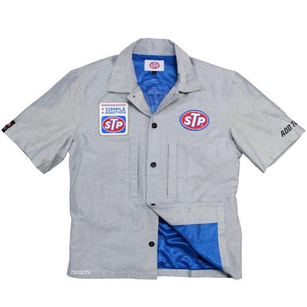 エスティーピー STP 2020年春夏モデル ワークシャツ グレー 2XLサイズ STP20103S JP店