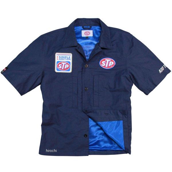 エスティーピー STP 2020年春夏モデル ワークシャツ ネイビー Lサイズ STP20103S JP店
