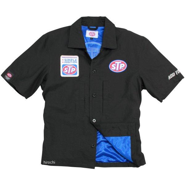 エスティーピー STP 2020年春夏モデル ワークシャツ 黒 Lサイズ STP20103S JP店
