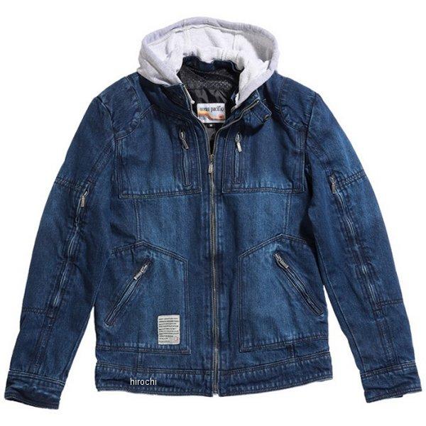 オーシャンパシフィック OP 2020年春夏モデル シングル ライダースジャケット デニムSINGLE M/C ネイビー Lサイズ OPVA2001SNVL JP店