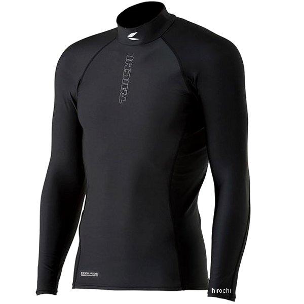 【メーカー在庫あり】 RSU320 RSタイチ 2020年春夏モデル クールライド スポーツ アンダーシャツ 黒 Sサイズ RSU320BK01S JP店