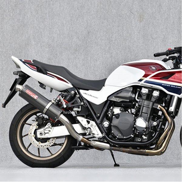 ヤマモトレーシング スリップオンマフラー SPEC-A UP-TYPE 18年以降 CB1300SB/SF カーボン JMCA認証 11318-01NCB JP店