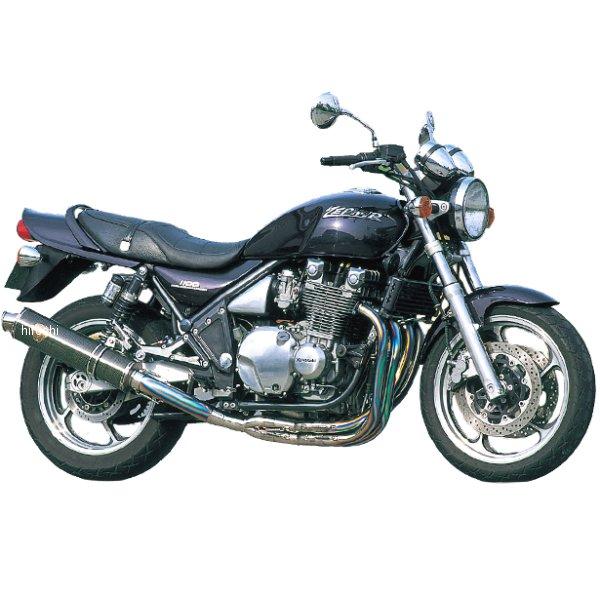 アールズギア r's gear フルエキゾースト ワイバン 92年-07年 ゼファー1100 Sタイプ カーボン WK01-1SCF JP店