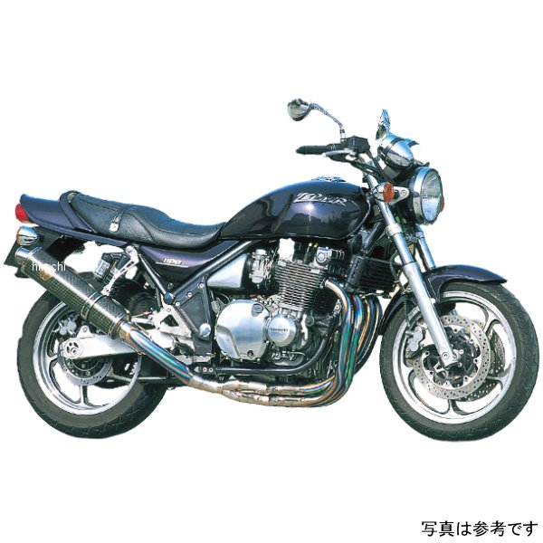アールズギア r's gear フルエキゾースト ワイバン 92年-07年 ゼファー1100 アップタイプ チタンポリッシュ WK01-1UTI JP店