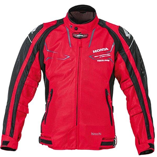 ホンダ純正 2020年春夏モデル ヴェロシティメッシュジャケット 赤 4Lサイズ 0SYES-23E-R JP店