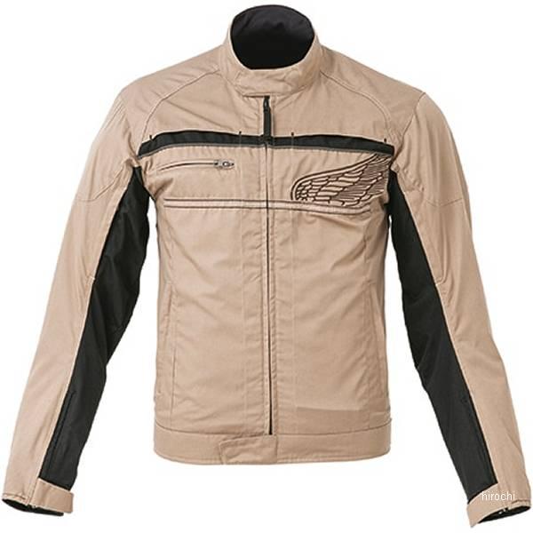 ホンダ純正 2020年春夏モデル クラシックエアインテークジャケット ベージュ Lサイズ 0SYTN-23J-T JP店
