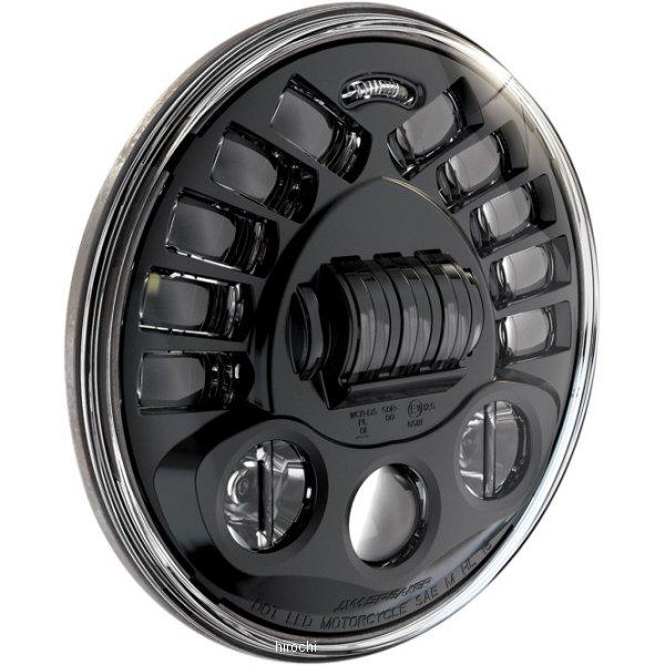 【USA在庫あり】 JWスピーカー J.W. Speaker LED ヘッドライト 7インチ アダプティブ2 H4 8790 黒/取付リング無し 2001-1773 JP店