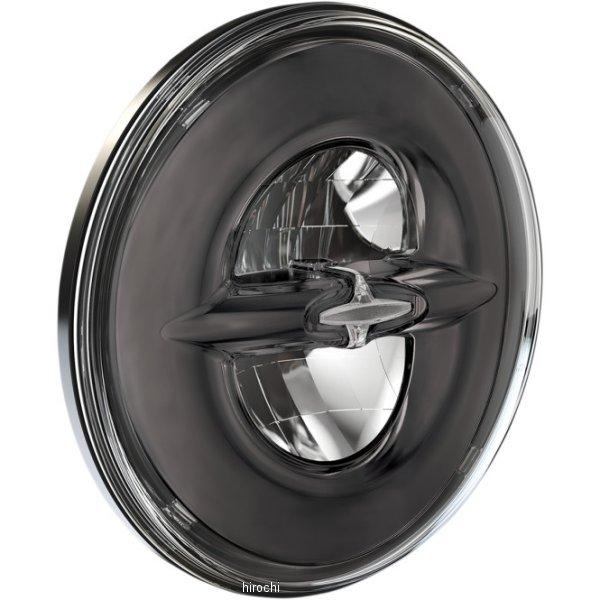 【USA在庫あり】 DRAG LED ヘッドライト 7インチ リフレクタースタイル 黒 (セット) 2001-1787 JP店