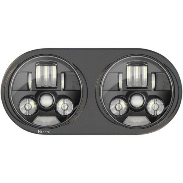 【USA在庫あり】 カスタムダイナミクス LED ヘッドライト ProBEAM FLTR 黒 2001-1834 JP店