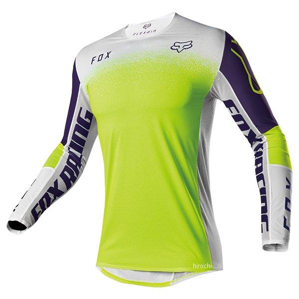 【メーカー在庫あり】 フォックスレーシング FOX RACING フレックスエアー オナー ジャージ 紫/黄 XLサイズ 25661-178-XL JP店