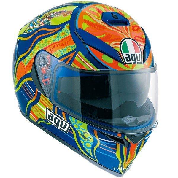 【メーカー在庫あり】 エージーブイ AGV フルフェイスヘルメット K-3SV MPLK FIVE CONTINENTS XLサイズ 030190MF002-XL JP店