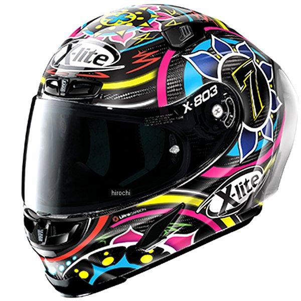 【メーカー在庫あり】 ノーラン NOLAN フルフェイスヘルメット X803RS Ultra Carbon Davies 23 Lサイズ 16433 JP店