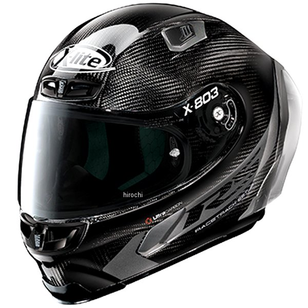 ノーラン NOLAN フルフェイスヘルメット X803RS Ultra Carbon Hot Lap 15 Lサイズ 16492 JP店
